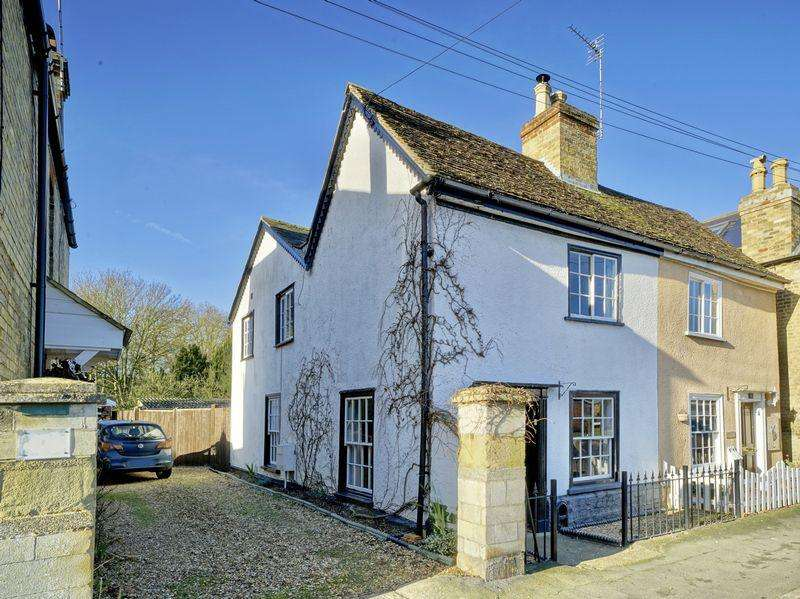 3 Bedrooms Semi Detached House for sale in Silver Street, Buckden