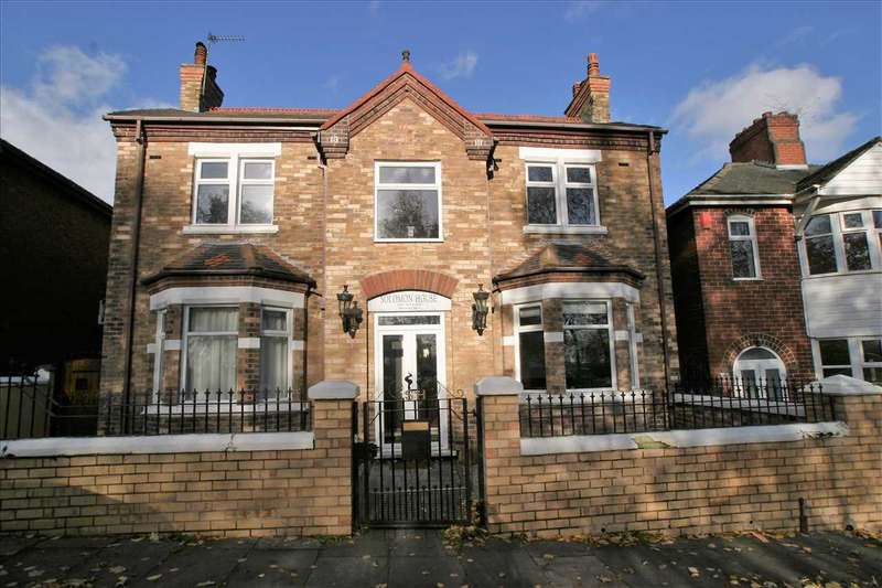 6 Bedrooms Detached House for sale in The Parkway, Stoke on Trent