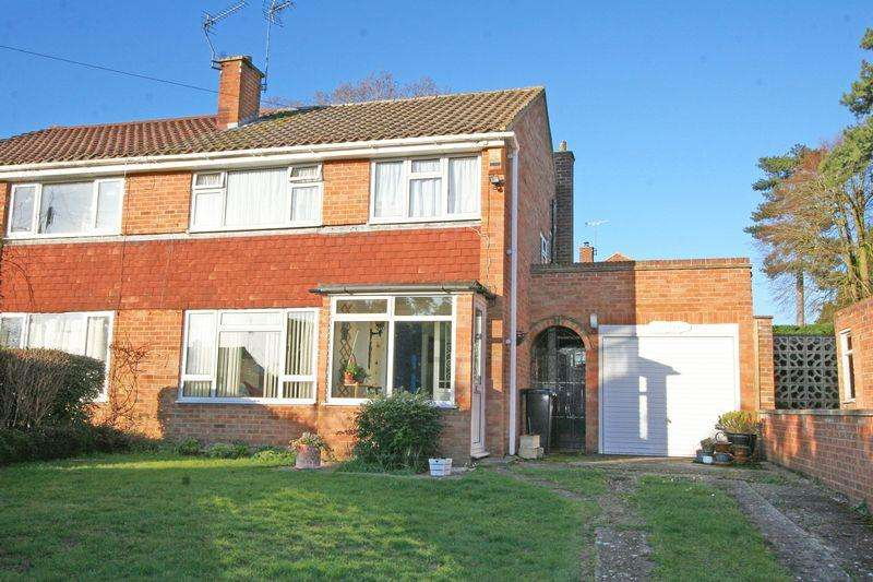 3 Bedrooms House for sale in Spring Lane, Farnham Royal, Buckinghamshire SL2