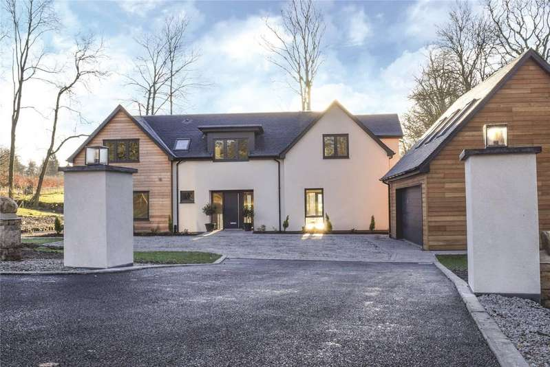4 Bedrooms Detached House for sale in Parklea, Glasgow Road, Strathblane