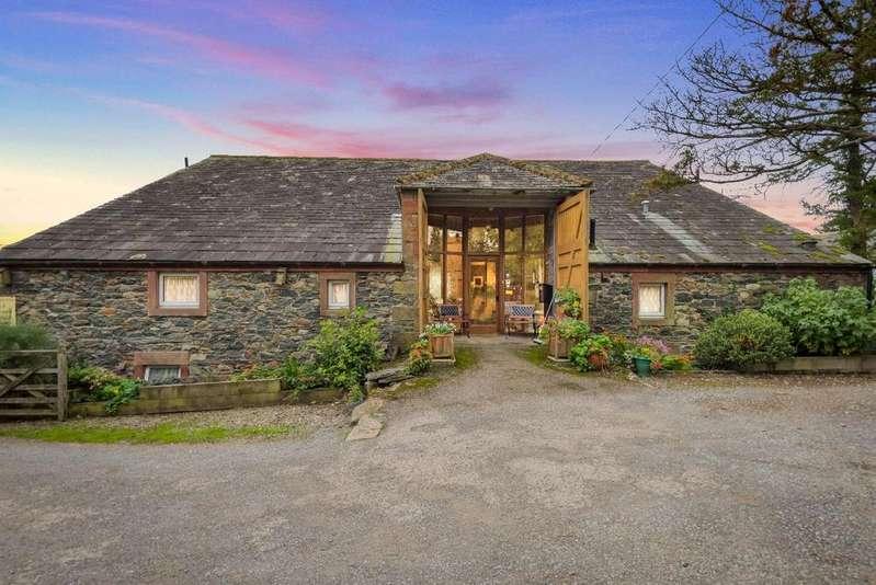 5 Bedrooms Detached House for sale in Kiln Hill Barn, Bassenthwaite, Keswick, CA12 4RG