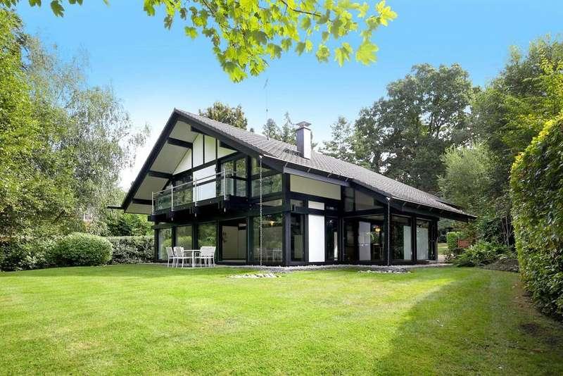 5 Bedrooms Detached House for sale in Brockenhurst Road, Ascot, Berkshire