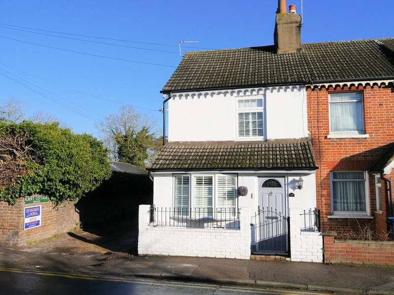 3 Bedrooms Terraced House for sale in Clewer Hill Road, Windsor SL4