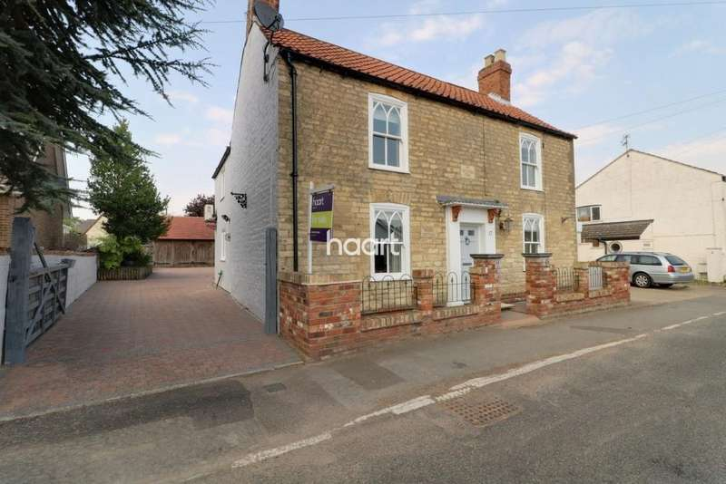 4 Bedrooms Detached House for sale in Middle Street, Metheringham