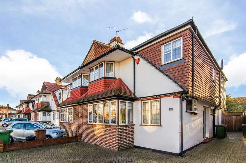 5 Bedrooms Semi Detached House for sale in Sidewood Road, New Eltham, SE9 2HA
