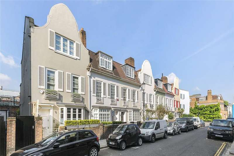 4 Bedrooms End Of Terrace House for sale in Burnsall Street, Chelsea, London, SW3