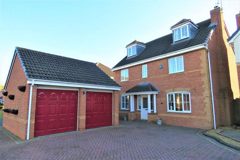 5 Bedrooms Detached House for sale in Kentmere Road, The Oakalls B60