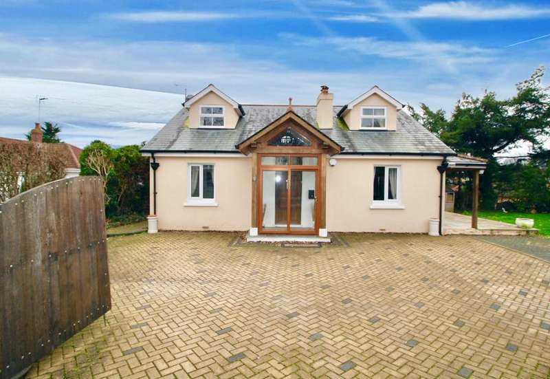 4 Bedrooms Detached Bungalow for sale in Cadewell Lane