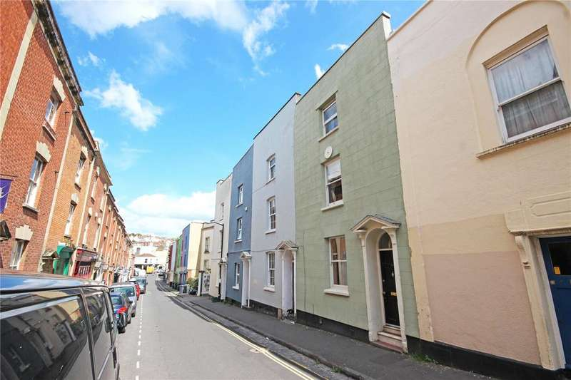 4 Bedrooms Terraced House for sale in Picton Street, Montpelier, Bristol, BS6
