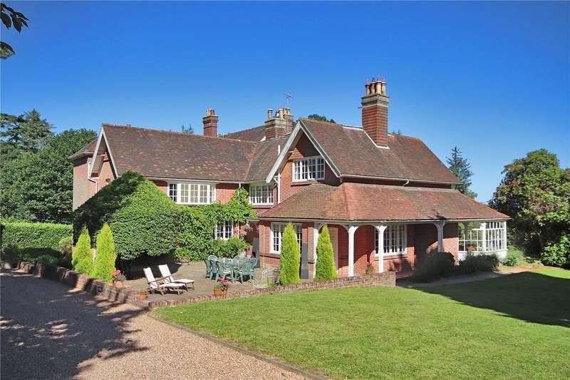8 Bedrooms Detached House for sale in School Hill, Old Heathfield, Heathfield, East Sussex, TN21