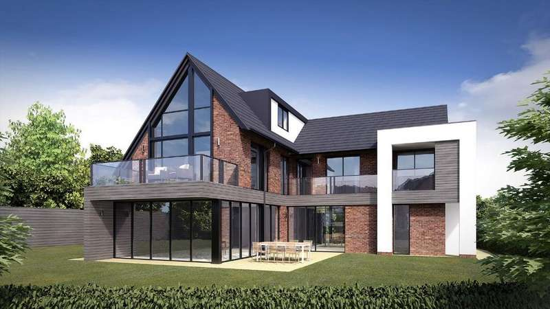 5 Bedrooms Detached House for sale in Park View, The Lakes, South Park Drive
