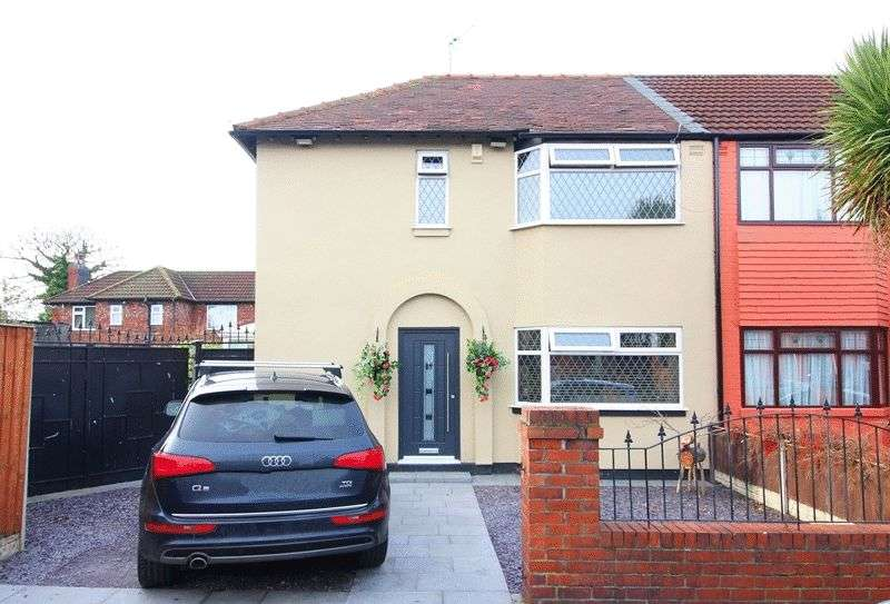 3 Bedrooms Property for sale in Brereton Avenue, Wavertree, Liverpool, L15
