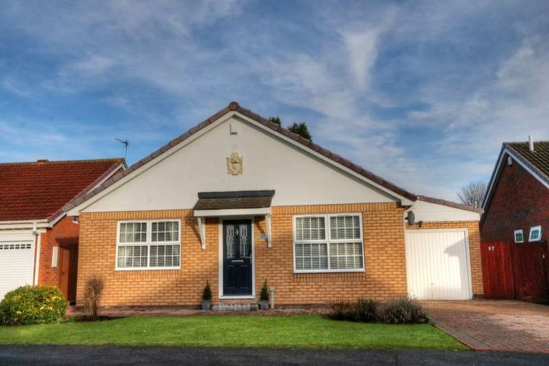 3 Bedrooms Detached Bungalow for sale in West Meadows, Newcastle Upon Tyne, NE5