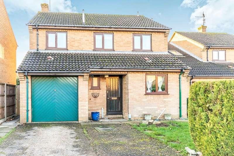 4 Bedrooms Detached House for sale in Brackenwood, Orton Wistow, Peterborough, PE2