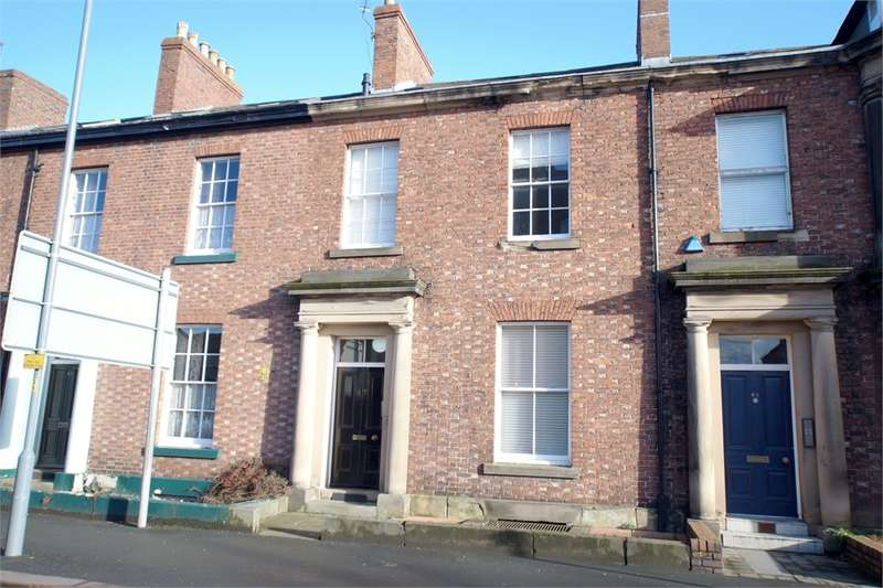 1 Bedroom Flat for sale in CA1 1BB Spencer Street, CARLISLE, Cumbria