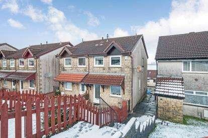 3 Bedrooms Semi Detached House for sale in Luss Avenue, Greenock