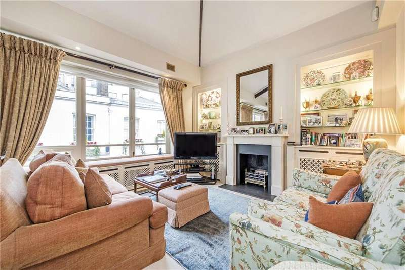 3 Bedrooms Terraced House for sale in Buckingham Mews, Westminster, London, SW1E