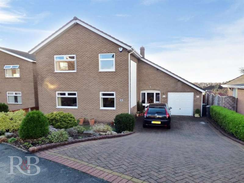 5 Bedrooms Detached House for sale in Buseph Drive, Torrisholme, Morecambe