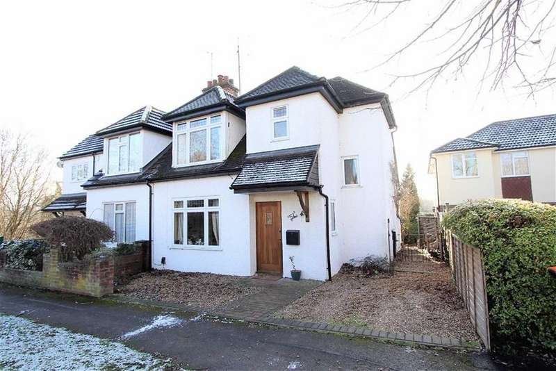 3 Bedrooms Semi Detached House for sale in Rothschild Road, Linslade