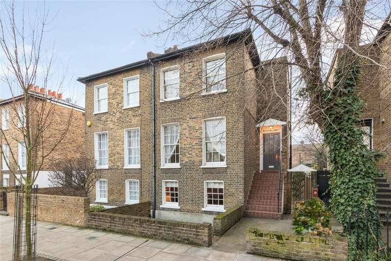 3 Bedrooms House for sale in Buckingham Road, Islington, London