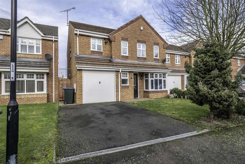 4 Bedrooms Detached House for sale in Kingsford Road, Coventry