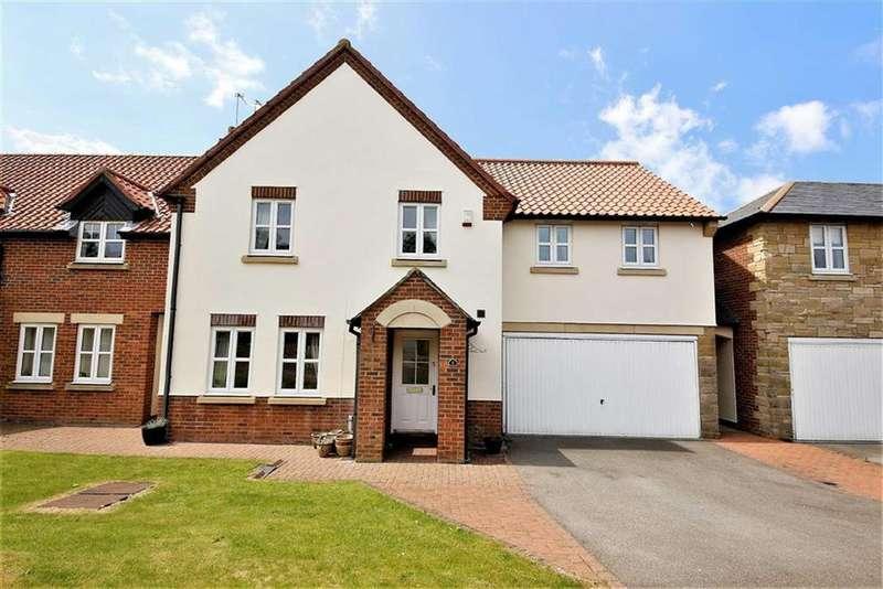 5 Bedrooms Link Detached House for sale in The Fold, Burdon, Sunderland, SR3