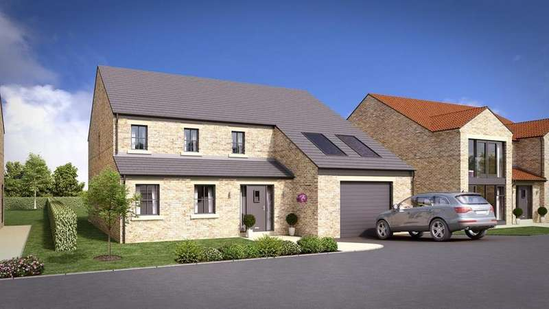 4 Bedrooms Detached House for sale in THE FAIRWAY, PALACE ROAD, RIPON HG4 1UW