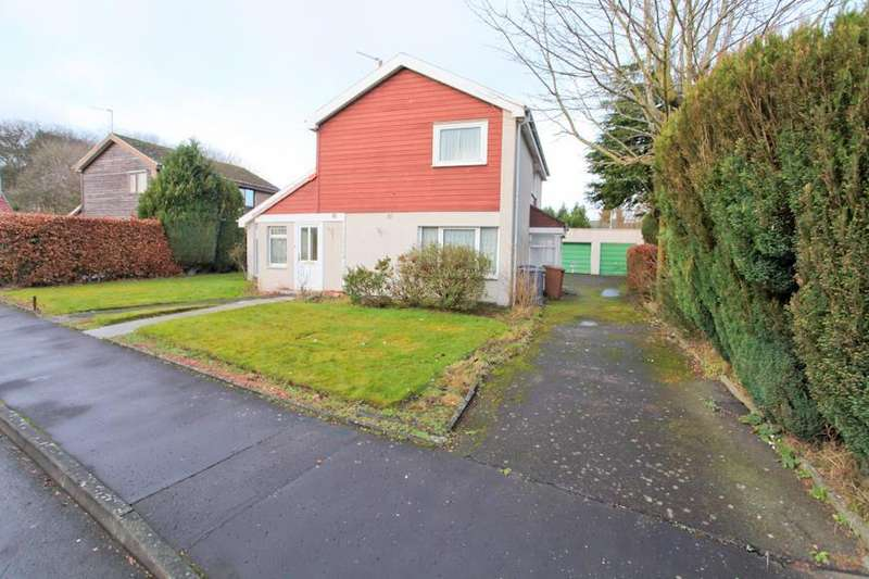 3 Bedrooms Detached House for sale in Vardon Drive, Glenrothes