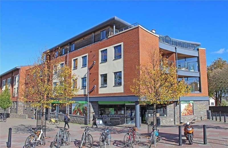 2 Bedrooms Apartment Flat for sale in Ashley Heights, Ashley Down Road, Bristol, BS7