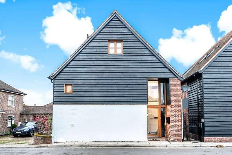 3 Bedrooms Semi Detached House for sale in Musgrove Maltings, BALDOCK, SG7