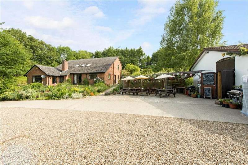 4 Bedrooms Detached House for sale in Frithsden, Berkhamsted, Hertfordshire, HP1