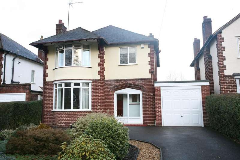 3 Bedrooms Detached House for sale in 50 Old Penkridge Road, Cannock, WS11 1HX
