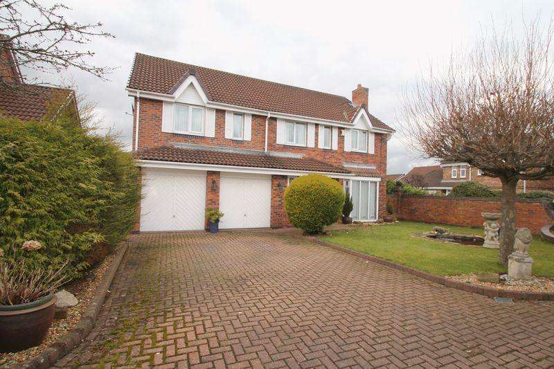 5 Bedrooms Detached House for sale in Sandy Flatts Lane, Acklam