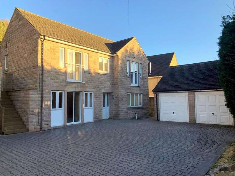 4 Bedrooms Detached House for sale in Church Street, Holloway, Matlock
