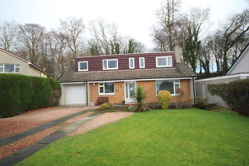 5 Bedrooms Detached House for sale in Raith Crescent, Kirkcaldy, Fife, KY2