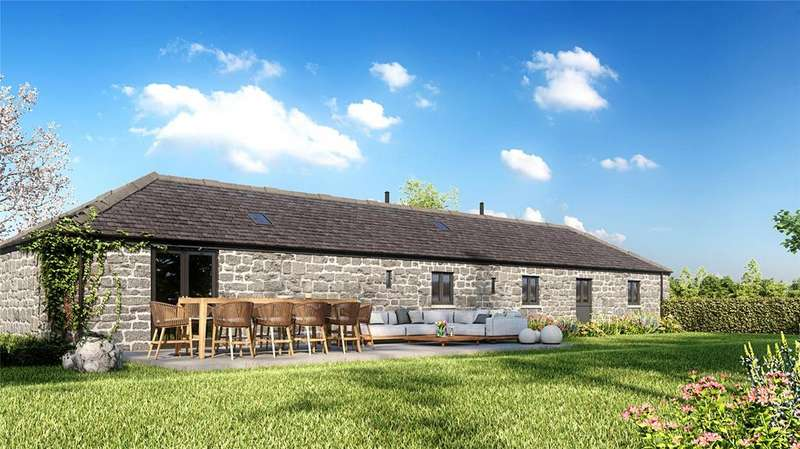3 Bedrooms Barn Conversion Character Property for sale in Pendrea Barns, St. Buryan, Penzance, Cornwall