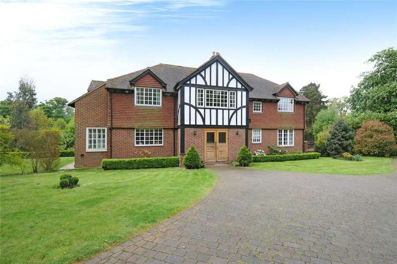 5 Bedrooms Detached House for sale in Seal Drive, Seal, Sevenoaks, Kent, TN15