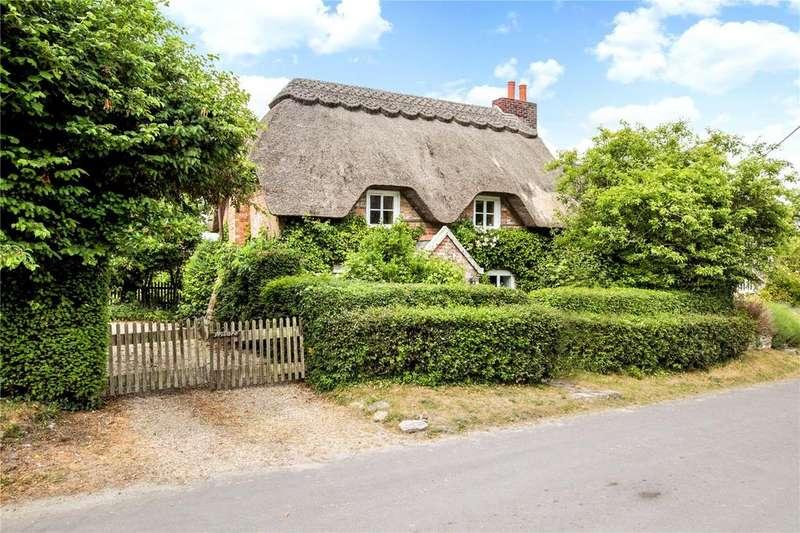 3 Bedrooms Semi Detached House for sale in East Creech, Creech, Wareham, Dorset, BH20