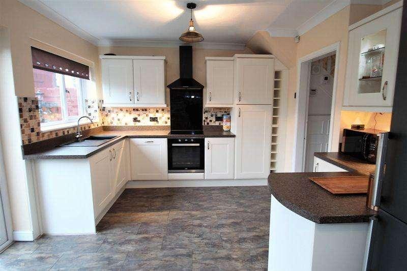 3 Bedrooms Terraced House for sale in Brendon Crescent, Billingham