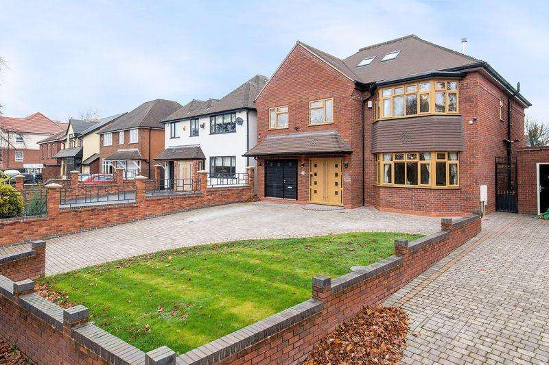 7 Bedrooms House for sale in Leighswood Road, Aldridge