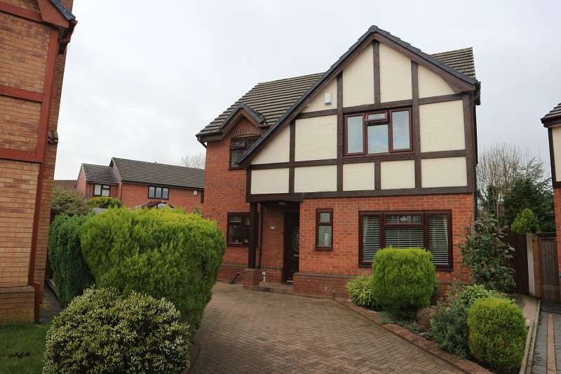 4 Bedrooms Detached House for sale in Foxleigh , Liverpool, Merseyside. L26 7ZT