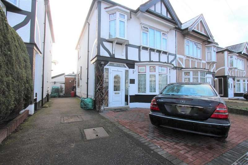3 Bedrooms Semi Detached House for sale in Dellwood Gardens