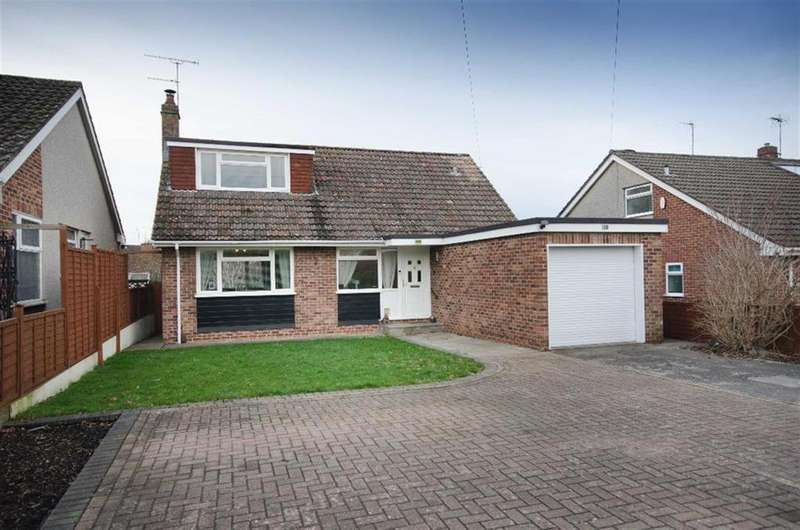 4 Bedrooms Detached House for sale in Sutherland Avenue, Downend, Bristol, BS16 6QN