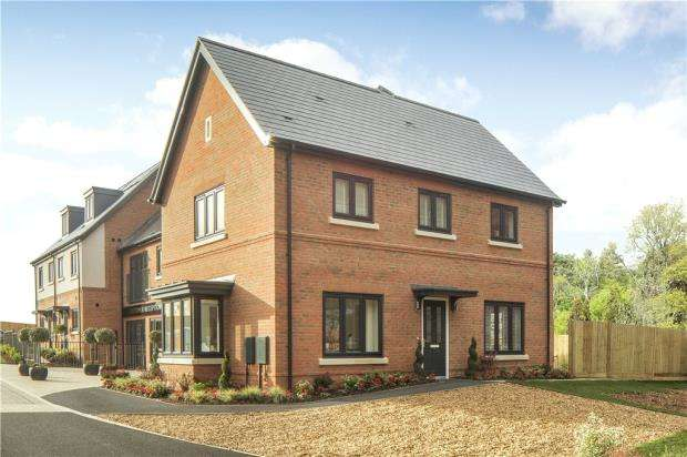 3 Bedrooms Detached House for sale in Millennium Fields, Sandy Lane, Bracknell