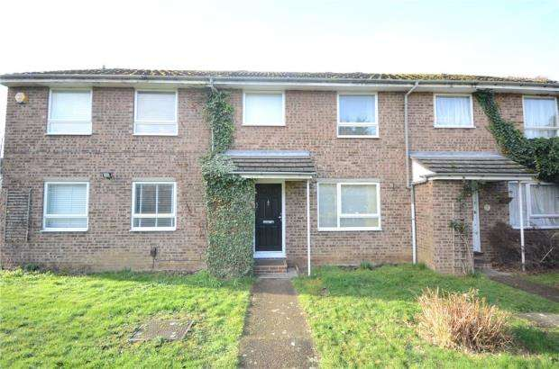 4 Bedrooms Terraced House for sale in Stephenson Drive, Windsor, Berkshire