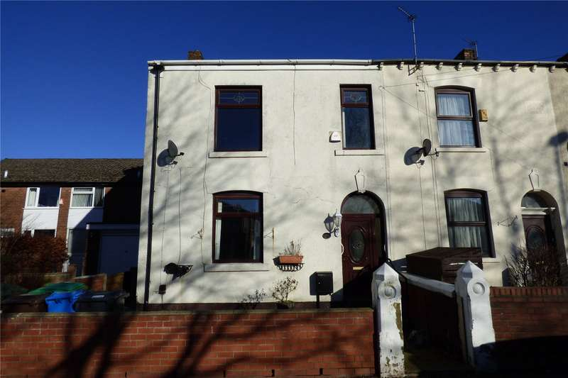 3 Bedrooms End Of Terrace House for sale in Foxdenton Lane, Chadderton, Oldham, OL9
