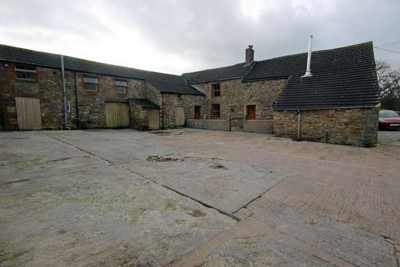 4 Bedrooms Farm Commercial for sale in Well Head, Mealsgate, Wigton CA7