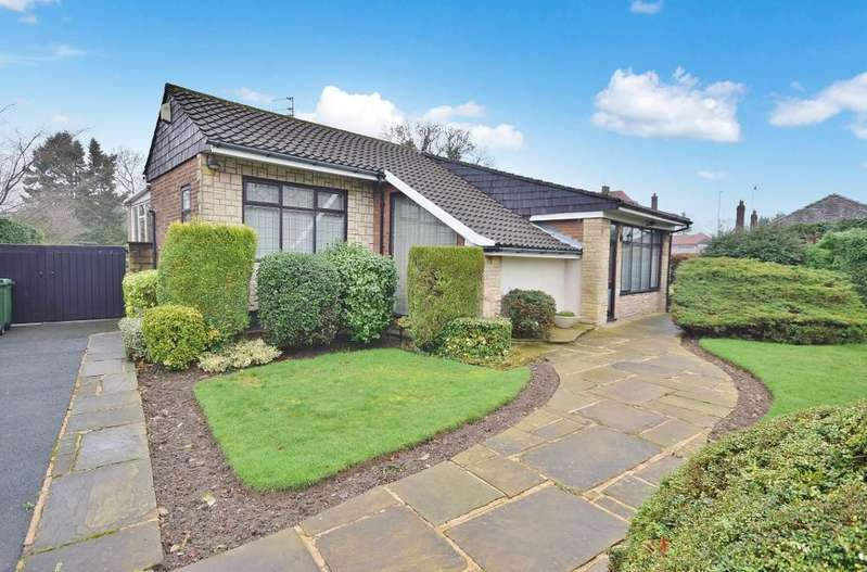 3 Bedrooms Detached Bungalow for sale in Foxland Road, Gatley, Cheadle