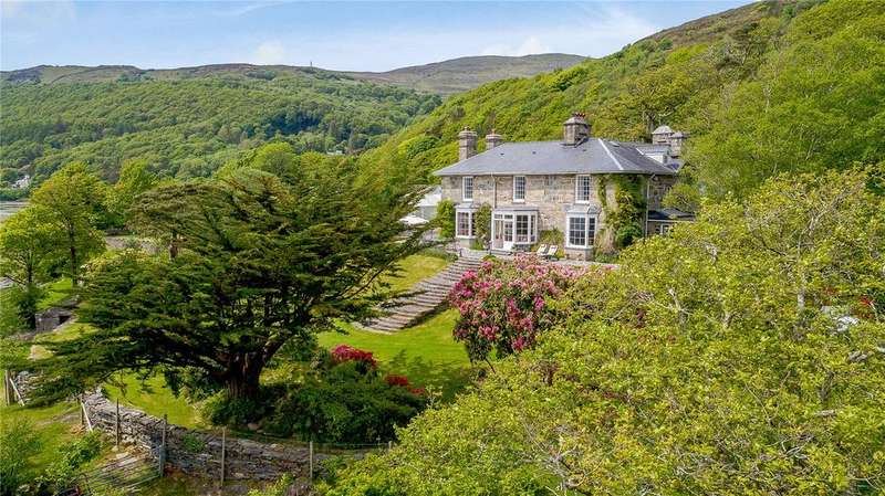 7 Bedrooms Detached House for sale in Barmouth, Gwynedd