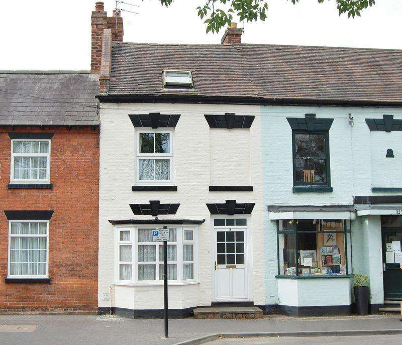 4 Bedrooms Terraced House for sale in High Street, Albrighton, Wolverhampton .